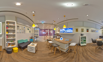 360° Tour - Thomas Cook Karlsruhe